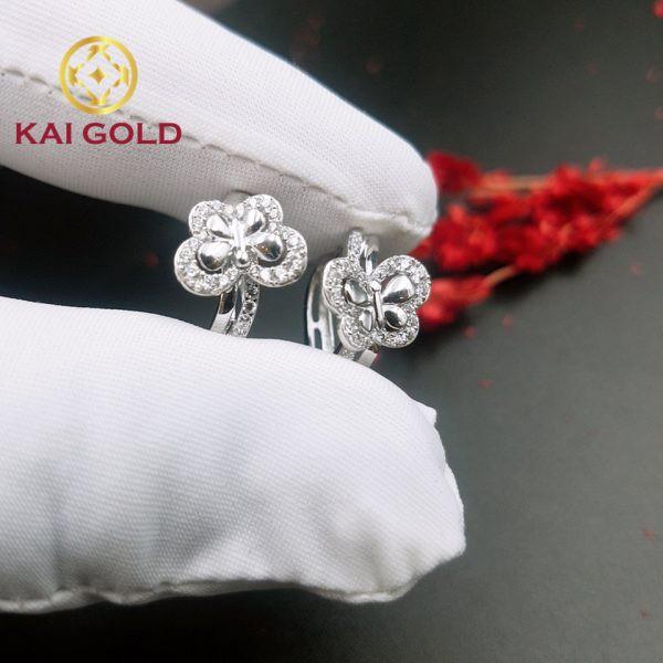 Bong Tai Vang Y 18k 750 Kaigold 1