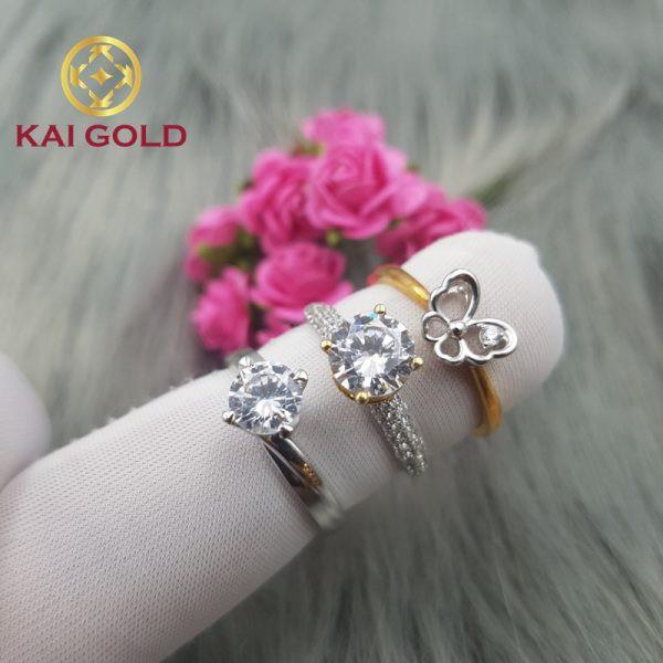 Nhan Vang Y 18k 750k Kaigold 3