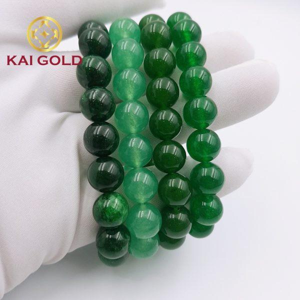 Vong Da Phong Thuy Xanh La Kaigold 1