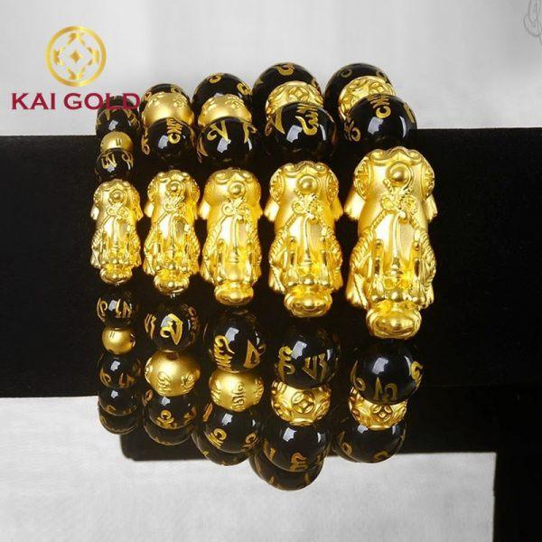 Bi Tron Kim Tien Vang 24k 9999 14mm Kaigold 1