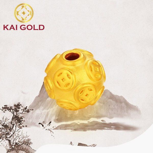 Bi Tron Kim Tien Vang 24k 9999 8mm Kaigold 1