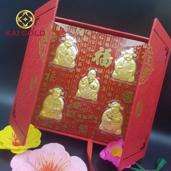 Bo Ngu Than Vang 24k Kaigold 1