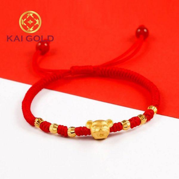 Charm 12 Con Giap Vang 24k 9999 Kaigold 1
