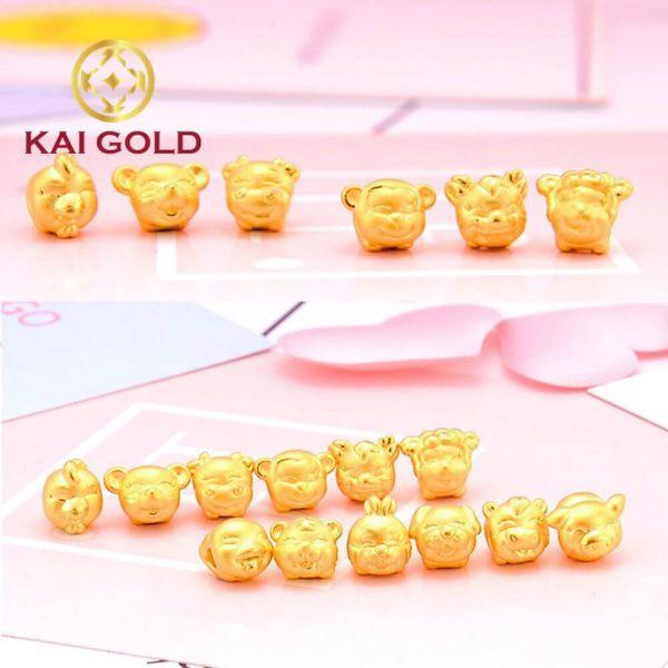 Charm 12 Con Giap Vang 24k 9999 Kaigold 3