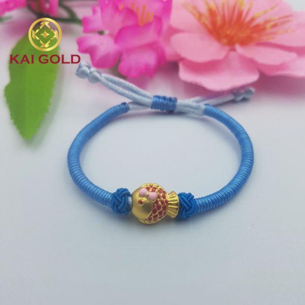 Charm Ca Chep Vang 24k 9999 Kaigold 1
