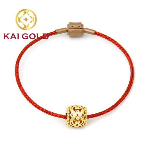 Charm Vang Y 18k 750 Kaigold 3