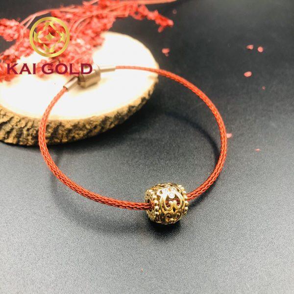 Charm Vang Y 18k 750 Kaigold 4