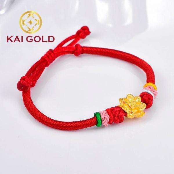 Hoa Sen Vang 24k 9999 Size 1 Kaigold 1