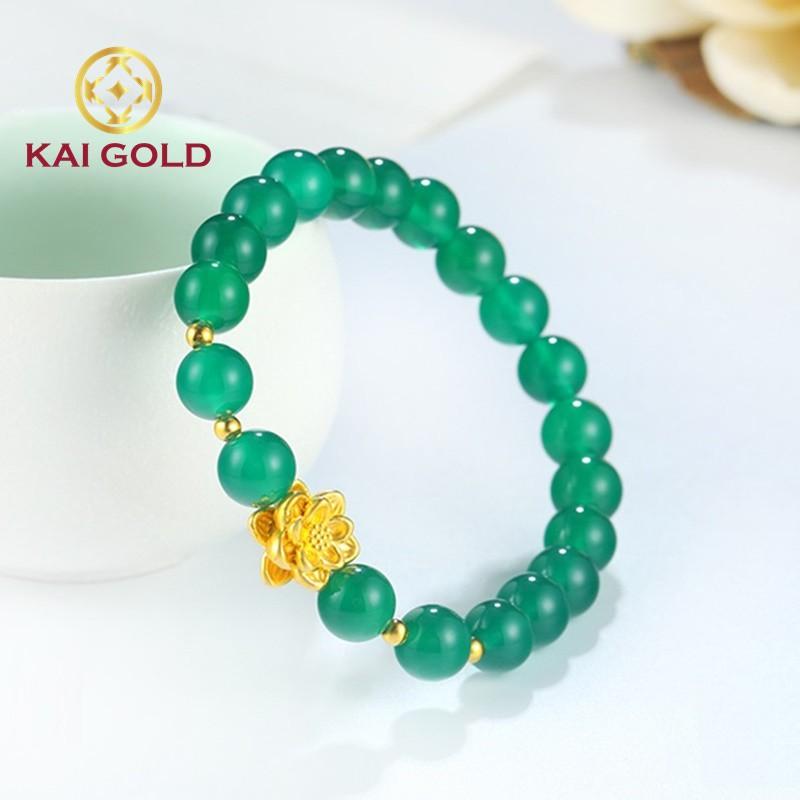 Hoa Sen Vang 24k 9999 Size 1 Kaigold 6