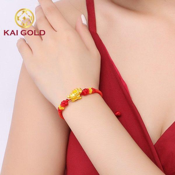 Long Quy Vang 24k 9999 Size 2 Kaigold 5