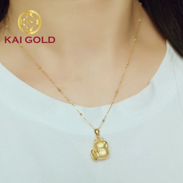 Mat Day Meo Chieu Tai Cam Bang Vang 24k 9999 Kaigold 1