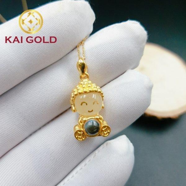 Mat Day Phat Vang 24k 9999 Cam Thach Bach Ngoc Kaigold 3