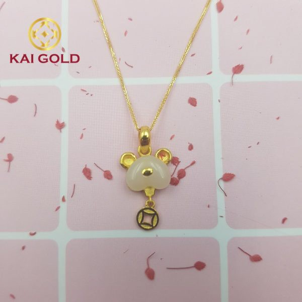 Mat Kim Ty Vang 24k 9999 Cam Thach Bach Ngoc Kaigold 1