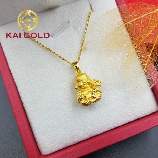 Mat Phat Di Lac Vang 24k 9999 Kaigold 2