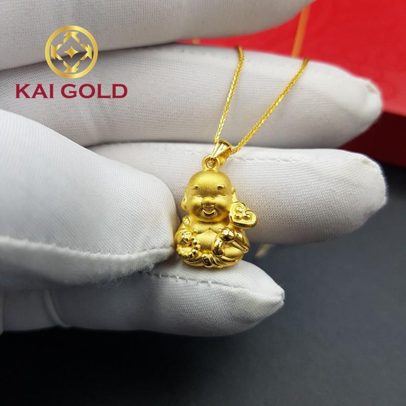 Mat Phat Di Lac Vang 24k 9999 Kaigold 4