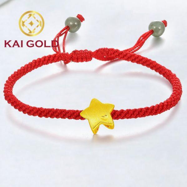 Ngoi Sao Vang 24k 9999 Size 1 Kaigold 2