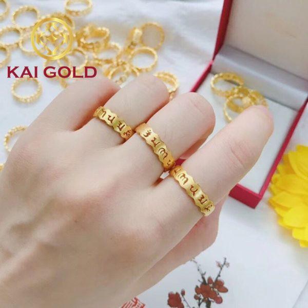 Nhan Binh An Vang 24k 9999 Kaigold 2