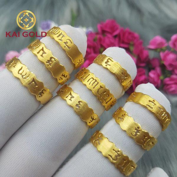 Nhan Binh An Vang 24k 9999 Kaigold 3