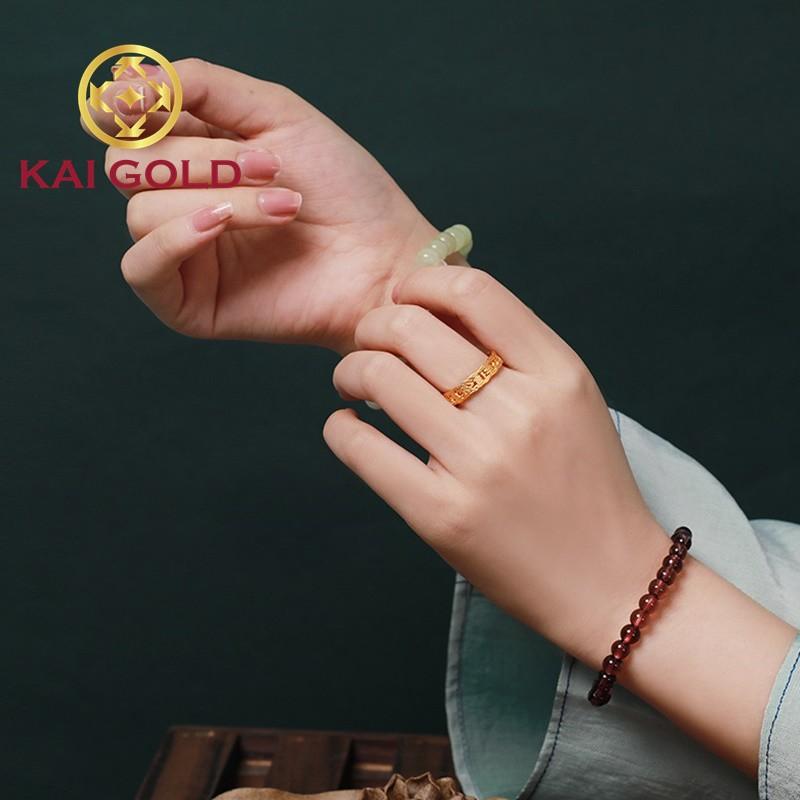 Nhan Binh An Vang 24k 9999 Kaigold 4