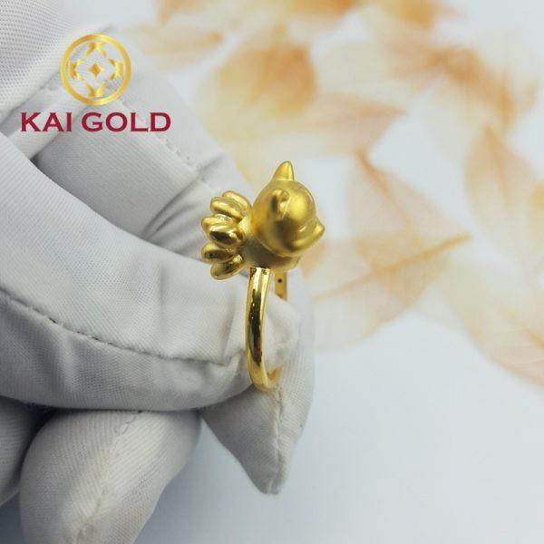 Nhan Ho Ly 9 Duoi Vang 24k 9999 Kaigold 1