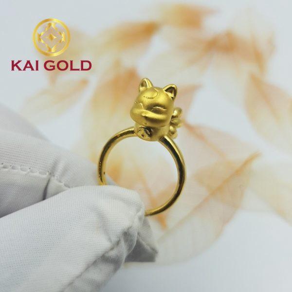 Nhan Ho Ly 9 Duoi Vang 24k 9999 Kaigold 3