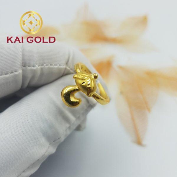 Nhan Ho Ly Vang 24k 9999 Kaigold 3