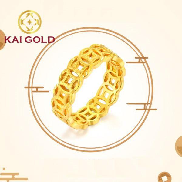 Nhan Kim Tien Vang 24k 9999 Kaigold 1