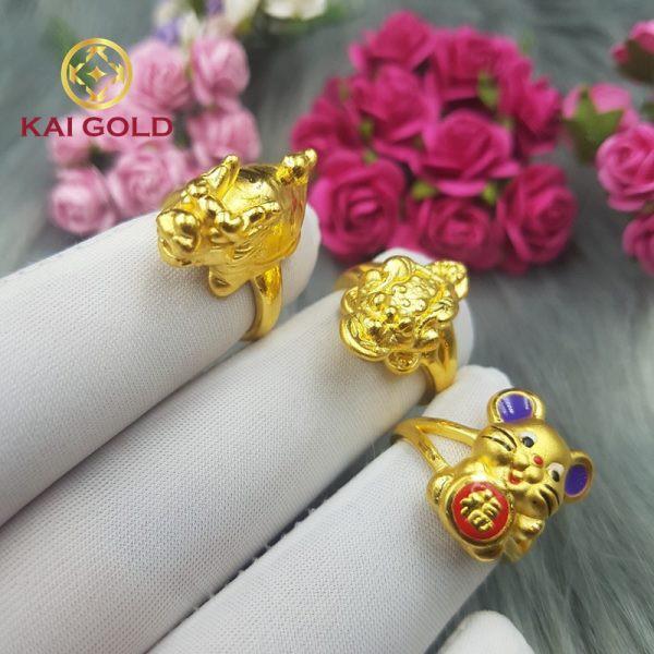 Nhan Kim Ty Vang 24k 9999 Kaigold 1