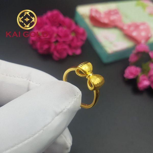 Nhan No Vang 24k 9999 Kaigold 1