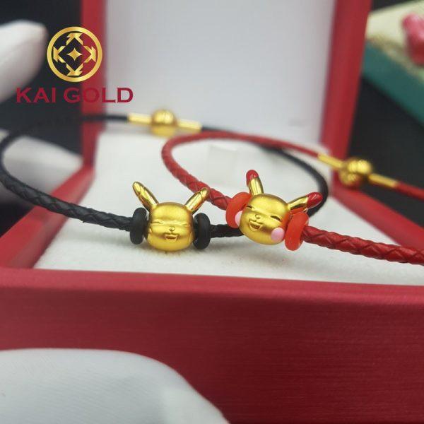 Pikachu Vang 24k 9999 Kaigold 1