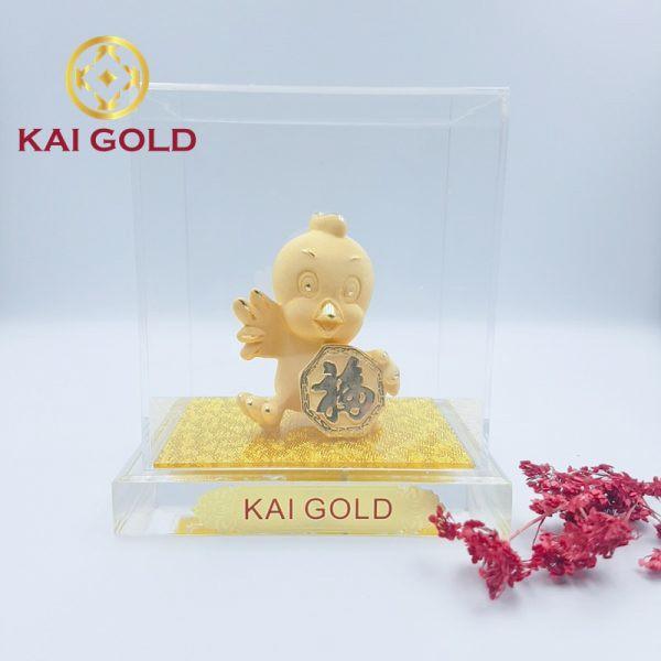 Tuong 12 Con Giap Dau Ma Vang Kaigold 2