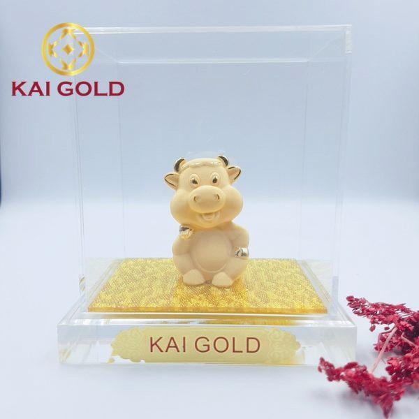 Tuong 12 Con Giap Suu Ma Vang Kaigold 1