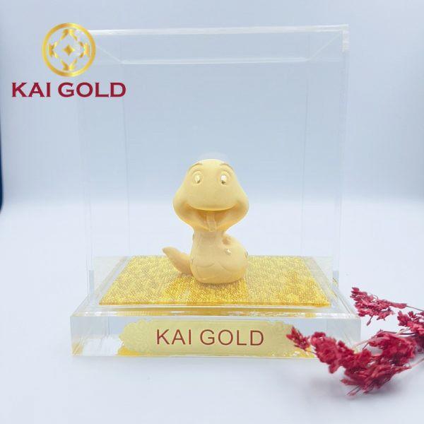 Tuong 12 Con Giap Ty Ma Vang Kaigold 1