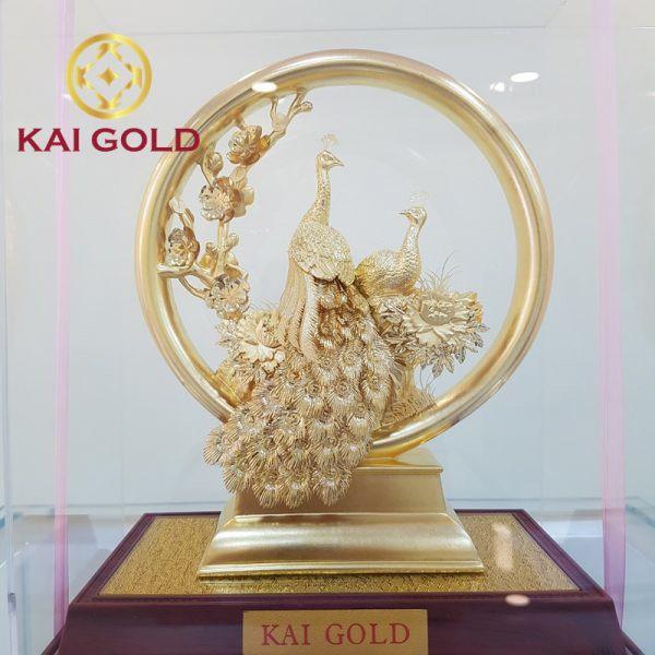 Tuong Song Cong Dat Vang 24k Kaigold 1