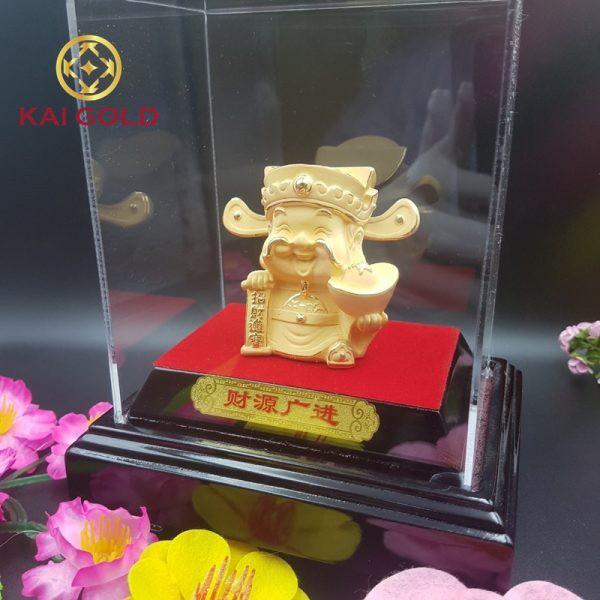 Tuong Than Tai Ma Vang Kaigold 1