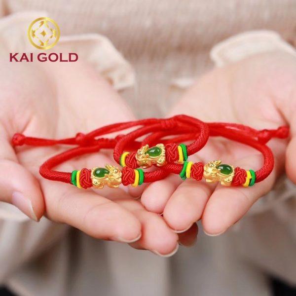 Ty Huu Vang 24k 9999 Size 2 Cam Thach Ngoc Bich Kaigold 4