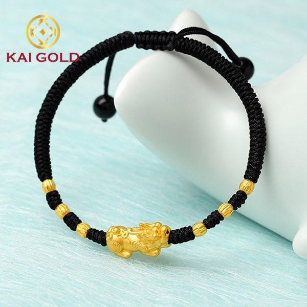 Ty Huu Vang 24k 9999 Size 2 Kaigold 2 2