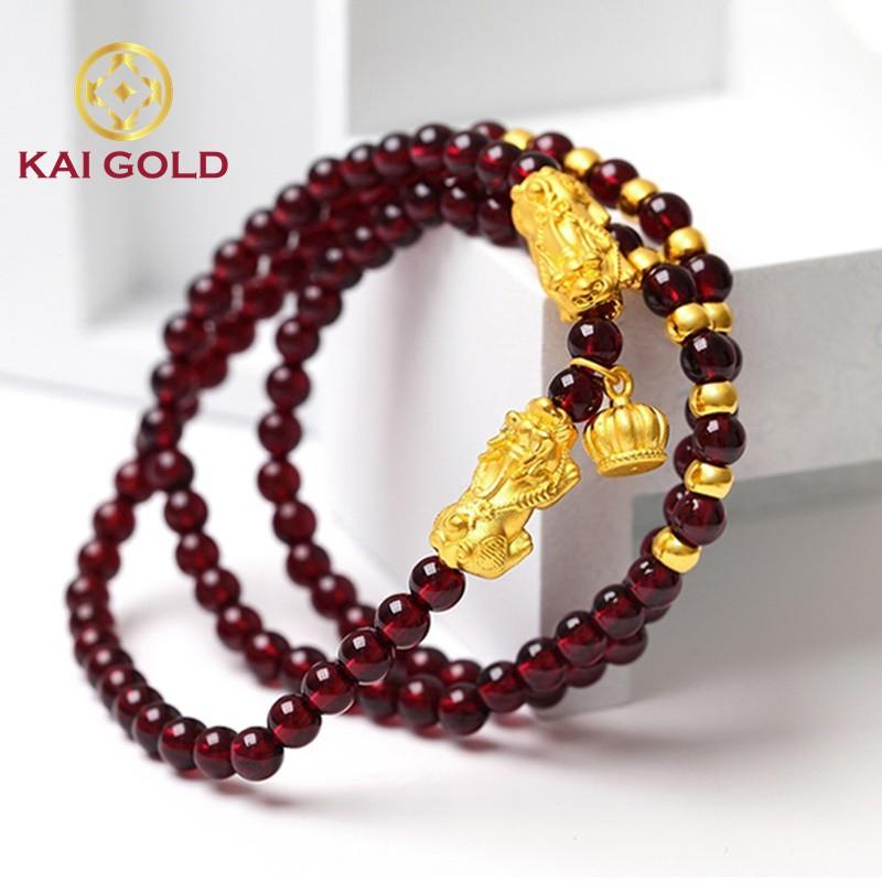 Ty Huu Vang 24k 9999 Size 2 Kaigold 5