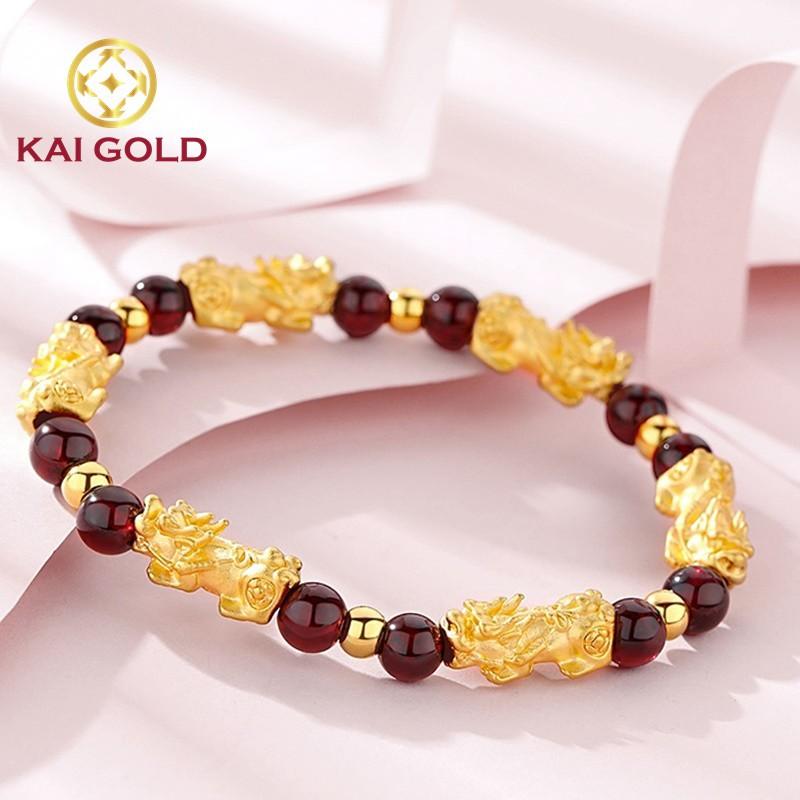 Ty Huu Vang 24k 9999 Size 2 Kaigold 6