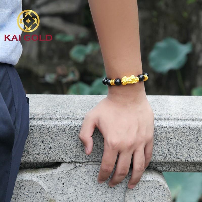 Ty Huu Vang 24k 9999 Size 5 Kaigold 5