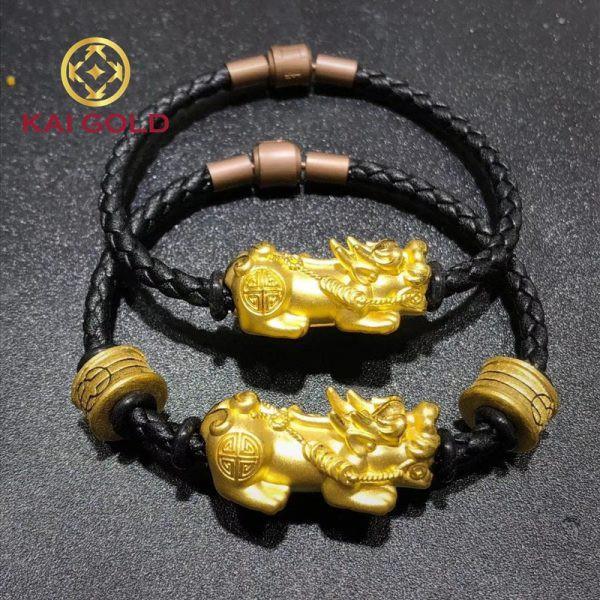 Ty Huu Vang 24k 9999 Size 6 Kaigold 2