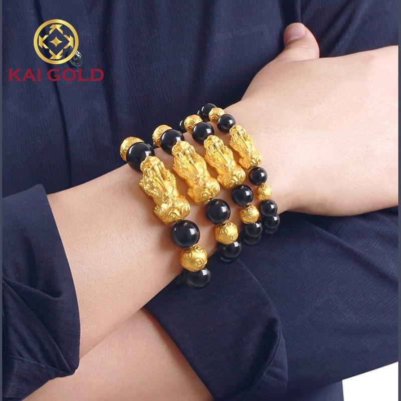 Ty Huu Vang 24k 9999 Size 6 Kaigold 7