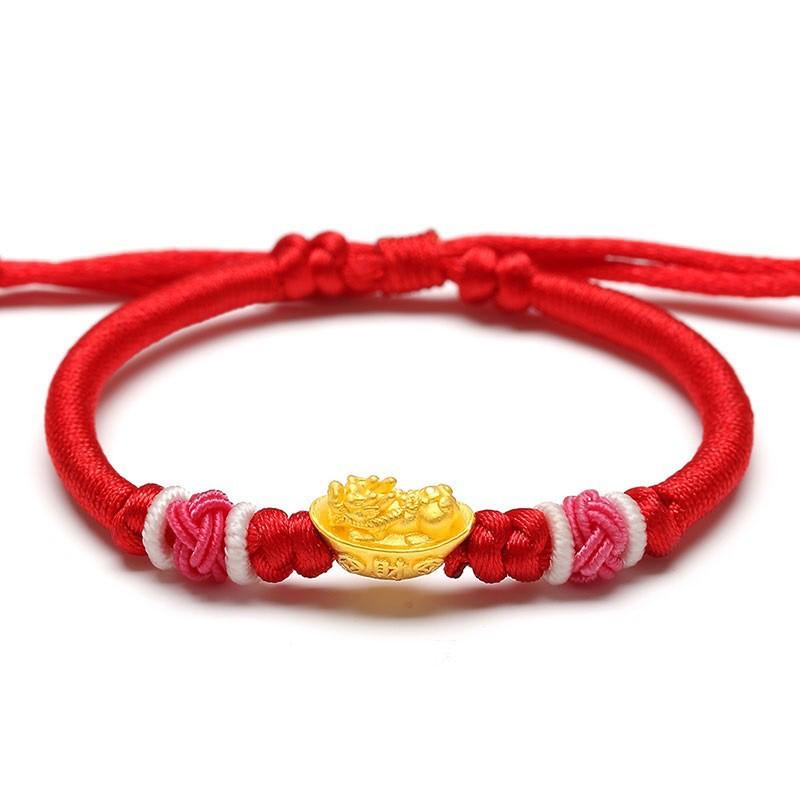 Vong Tay Nen Vang Ty Huu Size 1 Vang 24k 9999 Dan Day Handmade Kaigold