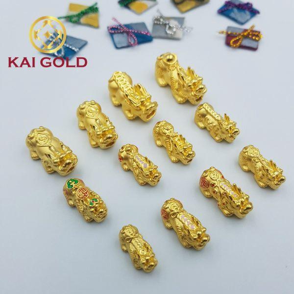 Vong Tay Ty Huu Size 3 Vang 24k 9999 Mix Chu Binh An Kaigold 1