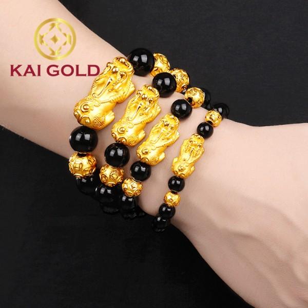Vong Tay Ty Huu Size 3 Vang 24k 9999 Mix Chu Binh An Kaigold 2