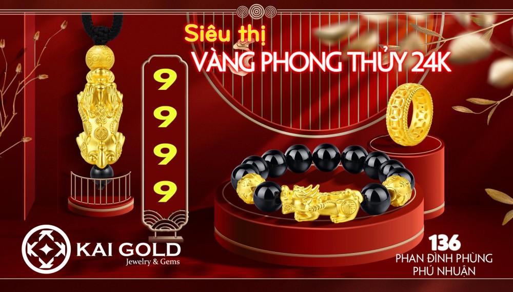Sieu Thi Vang Phong Thuy 24k 9999