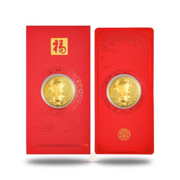 Li Xi Trau Vang 24k
