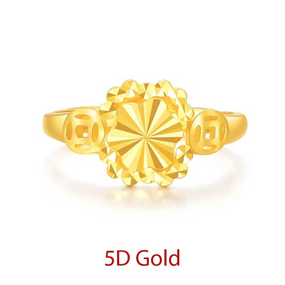 Vang 5d Phong Thuy Kai Gold
