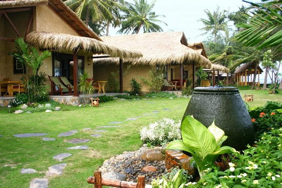 Khu Vuon Thon Que